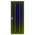 Modern Laminated PVC Door