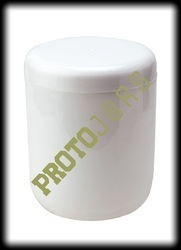 RE 1200 ml Bulk Cream Pack Jar with Inner Plug