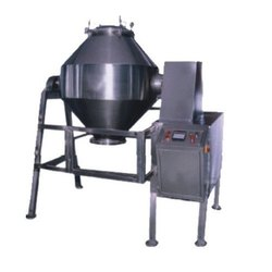 Mechsmith Ss Double Cone Blender, Capacity: 500 Ltr