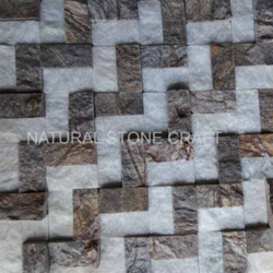 Decorative Wall Stone Exterior Cladding Tiles