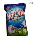Jasmine 2 Kg Detergent Washing Powder, For Laundry, Packaging Type: Packet