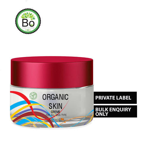 Chemical Organic Skin Cream, For Personal