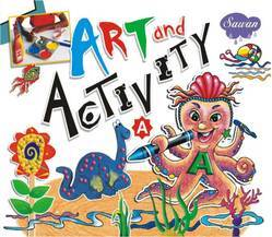 Art and Activity Book