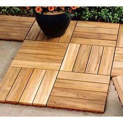 Outdoor Deck Flooring