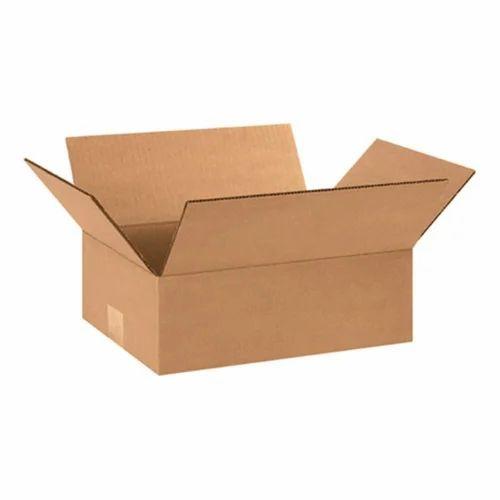 Rectangular Carton Box