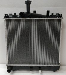 铝制Maruti铃木Alto K 10散热器