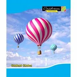Perfect Bound Paper Classdream Exercise Notebook, Paper Size: 24 x 18 cm