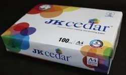 A4 Copier JK Cedar GSM 100