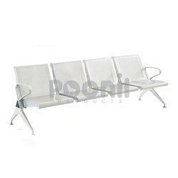 Four Seater Metro Waiting Chair