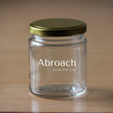 200ml Glass Jar, For Packaging