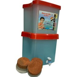 Safex Aqua Plastic Terafil Water Filters And Candles, Capacity: 32Ltr