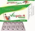 Multi Vitagain, Multi Mineral And Antioxidants Capsules With Lycopene