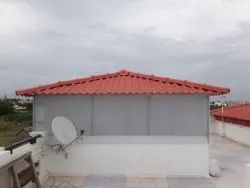 Turatuf  Upvc Spanish model roofing fabrication works contractor