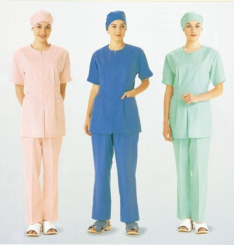 Half Sleeve Patient Uniform, Size: M - Xxl, Packaging Type: Packet