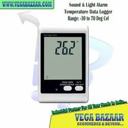 Sound & Light Alarm Temperature Data Logger-DWL 10