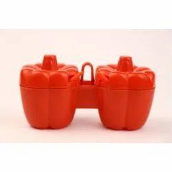 Plastic Pickel Jar