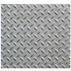 Duplex 2205 Stainless Steel Chequered Plates