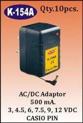 K-154A AC/DC Adaptor