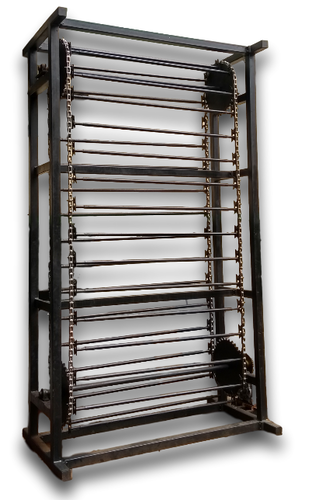 Attrayant Vertical Roll Storage Carousel