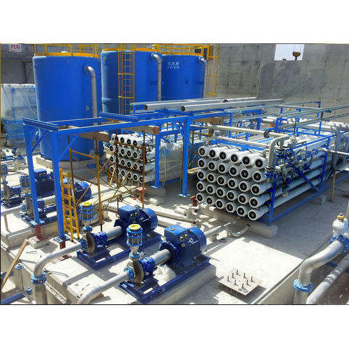 Automatic Industrial Water Treatment Plant, Capacity: 50 Ltr