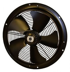 External Motor Fans