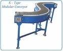 S Type Modular Conveyor