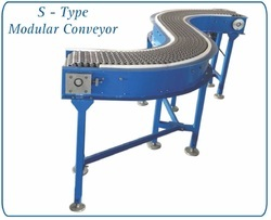 S Type PP Modular Conveyor