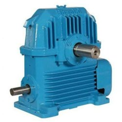 Worm Reduction Gear, For Industrial