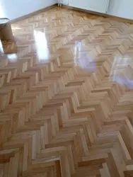 Maple Parquet Wood Flooring