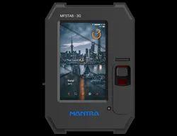 MFSTAB 3G Mantra Aadhaar Based Biometric Tab