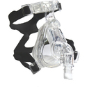 BMC MASK Full Face Mask For CPAP And BIPAP Or Ventilator