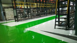 Epoxy Floor Paint Coating Service