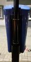 Blue Open Top Otto Dino Hanging Waste Bin 50 Ltr