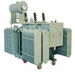 Three Phase Oil Cooled Kirloskar Distribution Transformer, Capacity: 200 Kva