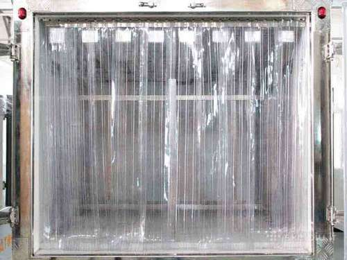 Gp Plain Plastic Strip Curtains Ganik Plastics Id