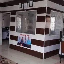 Panel Build PVC Office Cabin, Size: 8 To 10 Feet(height)