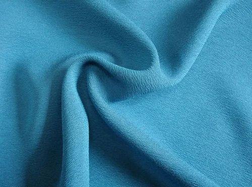 Platinum Crepe Fabric