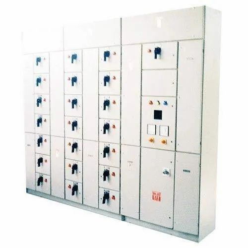 LV MCC Panel Board at Rs 30000 /unit | Control Desk Panel ...