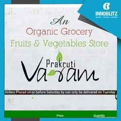 Grocery & Essential Products Quick Order System