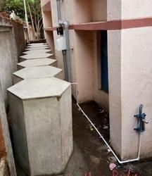 Modular Rainwater Harvesting System