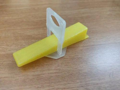 Tile Leveling System Wedge & Clip