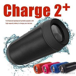 Black Charge 2 Plus Speaker