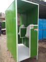 Waterless Urinal Cabin