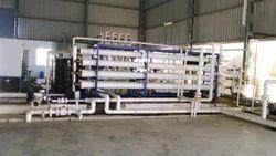 Semi-Automatic Reverse Osmosis Plant