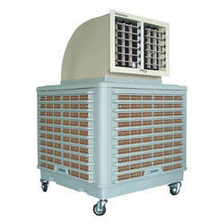 Electric SS Air Cooler Ducting