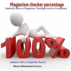 PhD Plagiarism Checking Services Consultancy