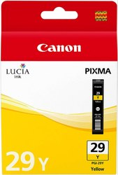 PGI29Y Canon Ink Cartridge