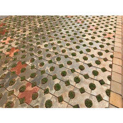 Grass Paver Block, for Landscaping and Pavement