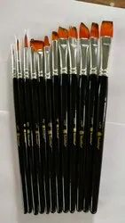 Sunshine Brown Artist Brush Set