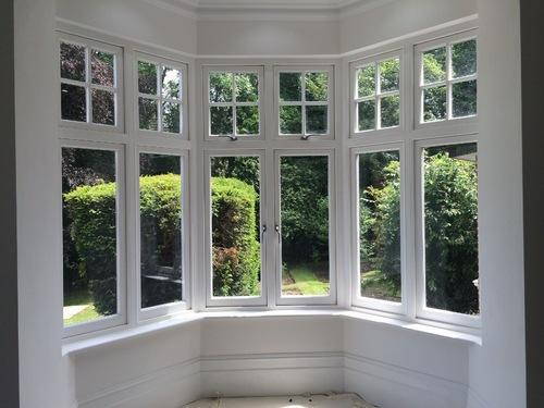White French Windows Rs 400 Square Feet Aacess